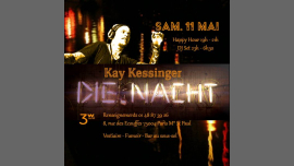 Die Nacht avec Kay Kessinger en Paris le vie 26 de abril de 2019 19:00-06:30 (Clubbing Gay Friendly, Lesbiana)