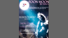 Foon Moon en mai in Paris le Fri, May 24, 2019 from 07:00 pm to 06:30 am (After-Work Gay Friendly, Lesbian)