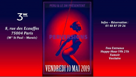 Perversions in Paris le Fri, May 10, 2019 from 07:00 pm to 11:55 pm (After-Work Gay Friendly, Lesbian)