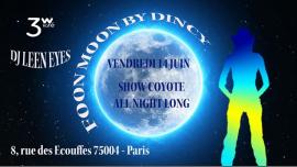 En juin c'est la Foon Moon à Paris le ven. 14 juin 2019 de 19h00 à 06h30 (After-Work Gay Friendly, Lesbienne)