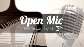 L'open Mic' du 3w - Scène Ouverte in Paris le Mi 14. November, 2018 19.00 bis 00.00 (After-Work Gay Friendly, Lesbierin)