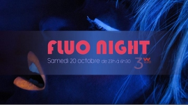 Fluo Night Beetlejuice à Paris le sam. 20 octobre 2018 de 19h00 à 06h30 (Clubbing Gay Friendly, Lesbienne)