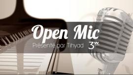 L'open Mic' du 3w - Scène Ouverte à Paris le mer. 12 décembre 2018 de 19h00 à 00h00 (After-Work Gay Friendly, Lesbienne)