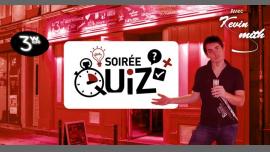 QUIZ Soirée jeu avec Kevin à Paris le jeu.  7 février 2019 de 19h00 à 04h00 (After-Work Gay Friendly, Lesbienne)