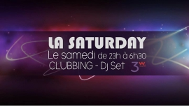 DJ Lilpop ambiance la Saturday ! à Paris le sam.  8 décembre 2018 de 19h00 à 06h30 (Clubbing Gay Friendly, Lesbienne)