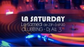 La saturday avec DJ Al1 à Paris le sam. 15 décembre 2018 de 19h00 à 06h30 (Clubbing Gay Friendly, Lesbienne)