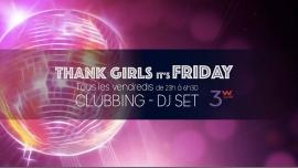 Thank Girls It's Friday w/ DJ Al1 in Paris le Fri, November  2, 2018 from 11:00 pm to 06:00 am (Clubbing Gay Friendly, Lesbian)