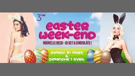 Week-end de Pâques in Paris le Sat, March 31, 2018 from 07:00 pm to 06:00 am (Clubbing Gay Friendly, Lesbian)