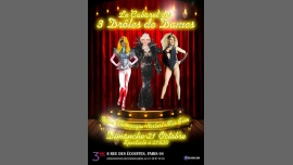 Cabaret Show in Paris from October 21 til November 12, 2018 (After-Work Gay Friendly, Lesbian)