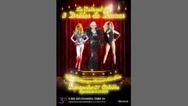Cabaret Show à Paris du 21 octobre au 12 novembre 2018 (After-Work Gay Friendly, Lesbienne)