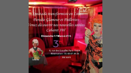 Soiree cabaret a 3W Kafé à Paris le dim. 17 mars 2019 de 20h00 à 23h00 (After-Work Gay Friendly, Lesbienne)