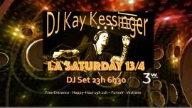 Clubbing night avec Kay kessinger à Paris le sam. 13 avril 2019 de 19h00 à 06h30 (Clubbing Gay Friendly, Lesbienne)