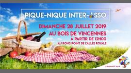 Pique Nique Inter-asso in Paris le Sun, July 28, 2019 from 12:00 pm to 06:00 pm (Picnic Gay, Lesbian, Trans, Bi)