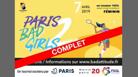 Paris Bad Girls #2 in Paris le Sun, April  7, 2019 from 09:00 am to 07:00 pm (Sport Lesbian)
