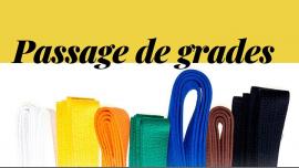 Passage de grades in Paris le Sun, June 23, 2019 from 09:45 am to 12:00 pm (Sport Gay, Lesbian, Hetero Friendly, Trans, Bi)