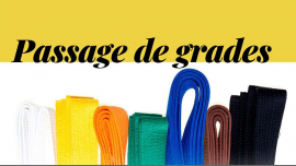 Passage de grades in Paris le Mon, June 24, 2019 from 07:45 pm to 10:00 pm (Sport Gay, Lesbian, Hetero Friendly, Trans, Bi)