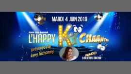 L'Happy ki chante in Paris le Tue, June  4, 2019 from 06:00 pm to 11:00 pm (After-Work Gay)