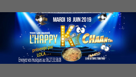 L'happy ki chante à Paris le mar. 18 juin 2019 de 18h00 à 23h00 (After-Work Gay)