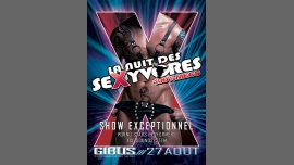 La Nuit des Sexyvores in Paris le Sat, August 27, 2016 from 11:55 pm to 07:00 am (Clubbing Gay)