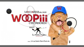Woopiii, c'est mercredi ! à Paris le mer. 14 novembre 2018 de 18h00 à 02h00 (After-Work Gay, Lesbienne, Hétéro Friendly)