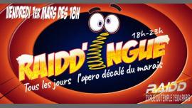 Raidd'ingue em Paris le sex,  1 março 2019 18:00-23:00 (After-Work Gay)