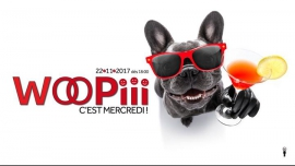 Woopiii - c'est mercredi in Paris le Wed, November 22, 2017 at 06:00 pm (After-Work Gay, Lesbian, Hetero Friendly)