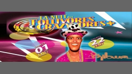 La Nuit des Follivores Crazyvores + à Paris le sam. 22 juillet 2017 de 20h54 à 06h00 (Clubbing Gay, Lesbienne, Hétéro Friendly)
