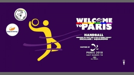 Welcome to Paris - Handball à Paris le mer.  8 août 2018 de 19h00 à 04h00 (After-Work Gay, Lesbienne, Trans, Bi)
