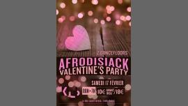 Afrodisiack Valentine's Party à Paris le sam. 17 février 2018 de 23h55 à 06h30 (Clubbing Gay)