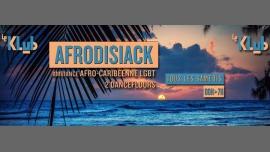 Afrodisiack à Paris du  7 au 21 janvier 2017 (Clubbing Gay)
