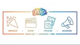 Assemblée générale ordinaire du GLUP in Paris le Fri, November  2, 2018 from 07:00 pm to 09:30 pm (Community life Gay, Lesbian, Trans, Bi)