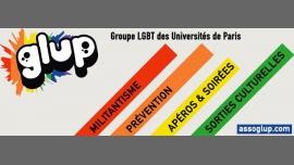 Assemblée générale - GLUP in Paris le Fri, October  7, 2016 from 06:30 pm to 10:00 pm (Vie Associative Gay, Lesbian)