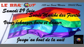 Le Bar'Ouf : Soirée Gay Pride em Paris le sáb, 29 junho 2019 16:00-05:00 (After-Work Gay Friendly, Lesbica)