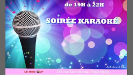 Le Bar'Ouf : Karaoke en Paris le vie 26 de abril de 2019 19:00-22:00 (After-Work Gay Friendly, Lesbiana)