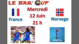 巴黎Le Bar'Ouf : Coupe du monde feminine2019年 9月12日,21:00(男同性恋友好, 女同性恋 下班后的活动)