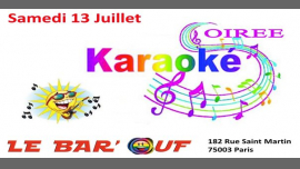 Le Bar'Ouf Karaoké à Paris le sam. 13 juillet 2019 de 20h00 à 23h55 (After-Work Gay Friendly, Lesbienne)