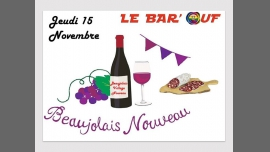 Le Bar'Ouf : Beaujolais Village Nouveau in Paris le Thu, November 15, 2018 from 06:00 pm to 11:00 pm (After-Work Gay Friendly, Lesbian)