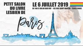 Petit Salon du Livre Lesbien de Paris - Edition 2019 em Paris le sáb,  6 julho 2019 14:00-19:00 (After-Work Gay Friendly, Lesbica)