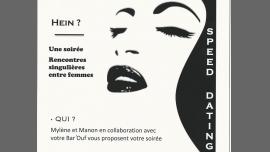 Le Bar'Ouf : Speed Dating Feminin 30/45 ans Organisé Par MA YM em Paris le Qui,  1 Fevereiro 2018 20:00-23:00 (After-Work Gay Friendly, Lesbica)