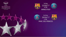 Foot féminin retransmission PSG - Barca à Paris le sam. 29 avril 2017 à 17h00 (After-Work Gay Friendly, Lesbienne)