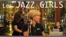 Apero Concert : Les Jazz Girls à Paris le jeu. 27 avril 2017 de 19h30 à 22h00 (Concert Gay Friendly, Lesbienne)