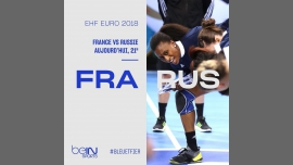 Le Bar'Ouf : Diffusion Euro Feminin de Handball France Russie in Paris le Thu, November 29, 2018 from 09:00 pm to 11:00 pm (After-Work Gay Friendly, Lesbian)