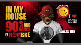 IN MY HOUSE 90s & Dance ! à Paris le sam. 13 juillet 2019 de 21h30 à 06h00 (After-Work Gay, Bear)