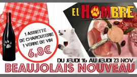 Beaujolais nouveau in Paris from 16 til November 23, 2017 (After-Work Gay, Bear)