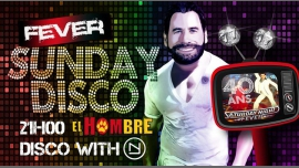 Sunday Disco Fever à Paris du  1 octobre au 11 décembre 2017 (After-Work Gay, Bear)
