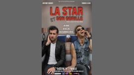 La Star et son gorille à Marseille le ven.  1 juillet 2016 à 21h30 (Théâtre Gay Friendly)