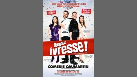 Bonjour ivresse in Paris le Wed, July 27, 2016 at 09:00 pm (Theater Gay Friendly)
