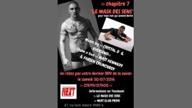 Le Mask des Sens chapitre 7 in Paris le Sat, July 30, 2016 at 10:45 pm (Sex Gay)
