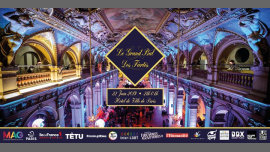 Le Grand Bal des Fiertés* in Paris le Sat, June 22, 2019 from 09:00 pm to 04:00 am (Clubbing Gay, Lesbian, Trans, Bi)