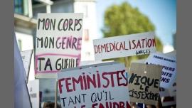 Atelier pancartes Existrans à Paris le sam. 21 octobre 2017 de 11h00 à 13h30 (Atelier Gay, Lesbienne, Trans, Bi)